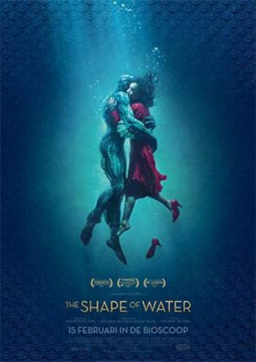 Shape of Water, The cover