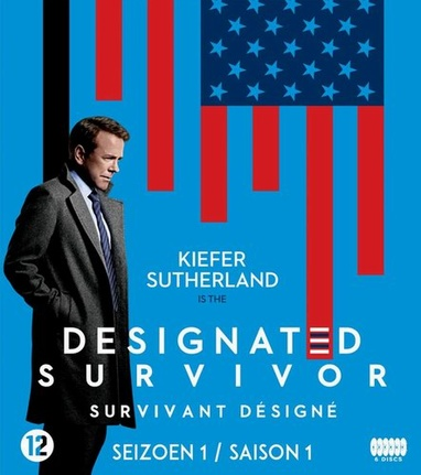 Designated Survivor - Seizoen 1 cover