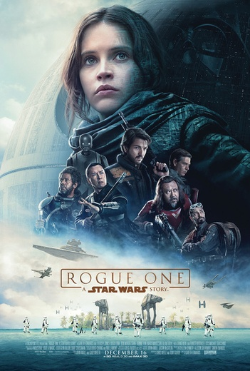 Rogue One (A Star Wars Story) cover