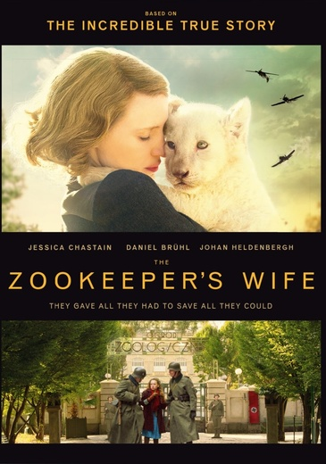 Zookeeper's Wife, The cover