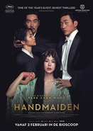 Handmaiden, The cover