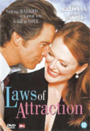 Laws of Attraction cover