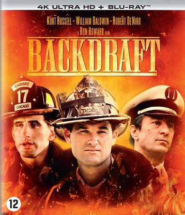 Backdraft cover