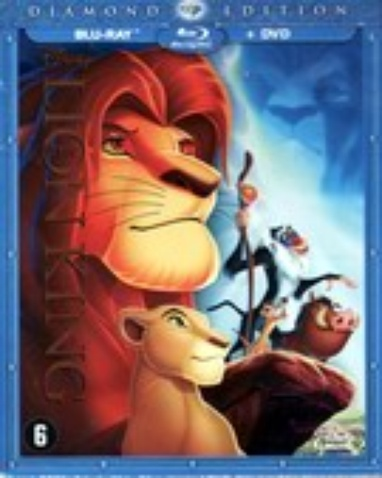 The Lion King / De Leeuwenkoning (DE) cover