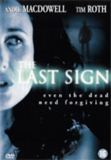Last Sign, The cover