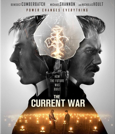Current War, The cover