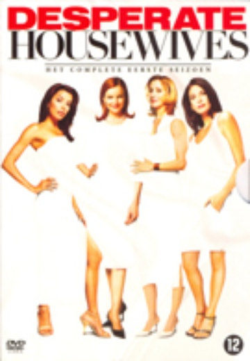 Desperate Housewives - Seizoen 1 cover