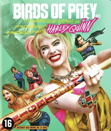 Birds of Prey: And the Fantabulous Emancipation of One Harley Quinn cover