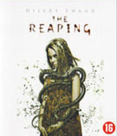 Reaping, The cover