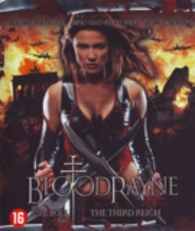 Bloodrayne: The Third Reich cover