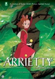Arrietty (Studio Ghibli) is vanaf 17 november te koop op DVD en Blu-ray Disc
