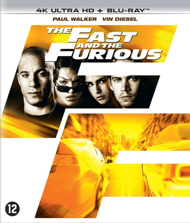 Fast and the Furious, The cover
