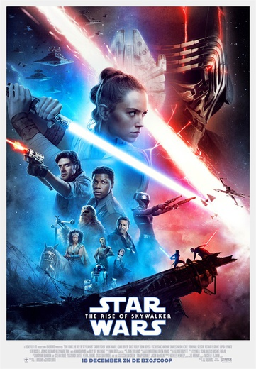 Star Wars Episode IX: The Rise of Skywalker cover