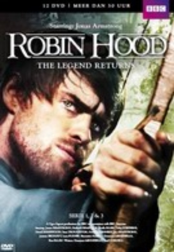 Robin Hood - The Legend Returns cover