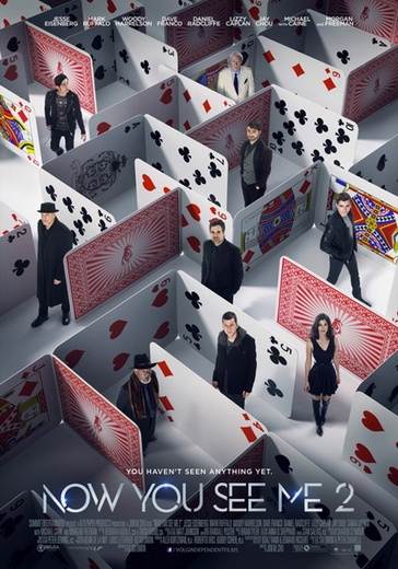 Now You See Me 2 cover