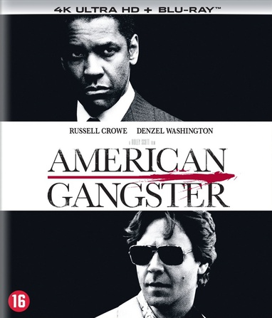 American Gangster cover