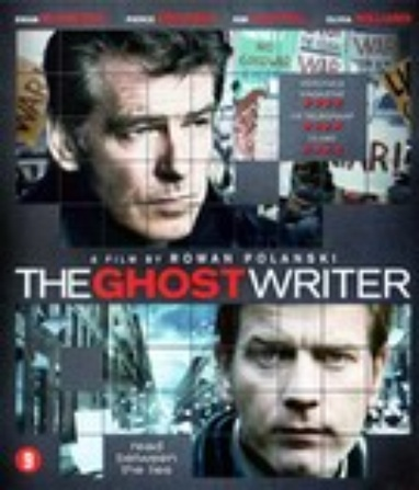 Ghost Writer, The cover