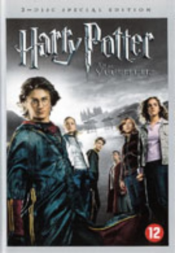 Harry Potter en de Vuurbeker (SE) cover