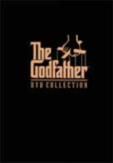 Godfather Trilogy, The cover