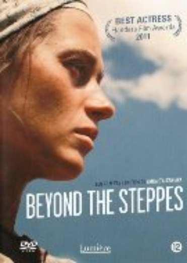Beyond the Steppes cover