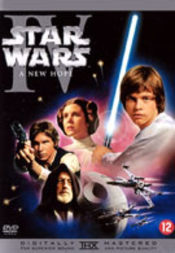 Star Wars Episode IV: A New Hope cover
