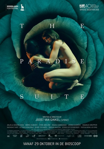 Paradise Suite, The cover
