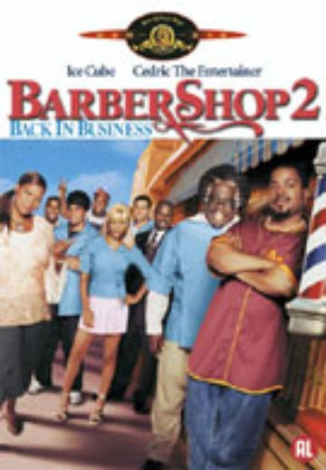Barbershop 2: Back in Business cover