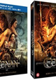Conan the Barbarian 3D - vanaf 13 december op Triple Play Blu-ray Disc en 2-DVD