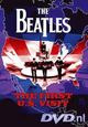 "EMI: ""The Beatles - The First U.S. Visit"" op DVD"