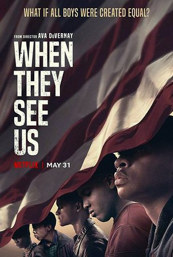 When They See Us cover