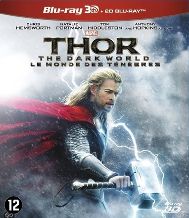Thor: The Dark World cover