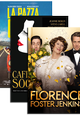 Cafe Society, Florence Foster Jenkins en La Pazza Gioia in december op DVD