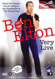Masters of Comedy DVD releases: Ben Elton - Very Live & Ben Elton Live