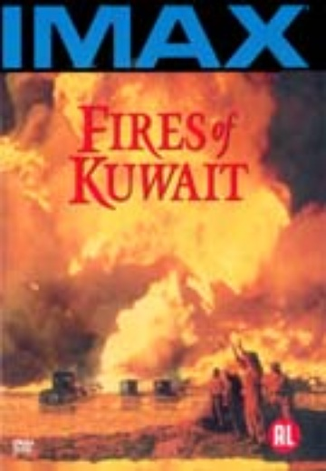 IMAX - Fires Of Kuwait cover
