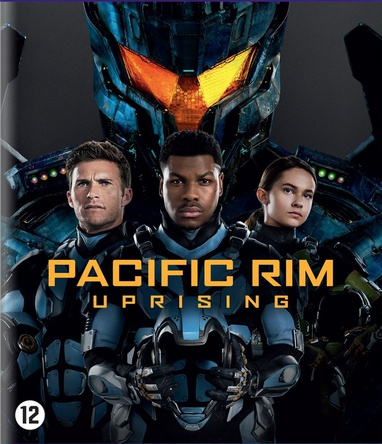 Pacific Rim Uprising cover