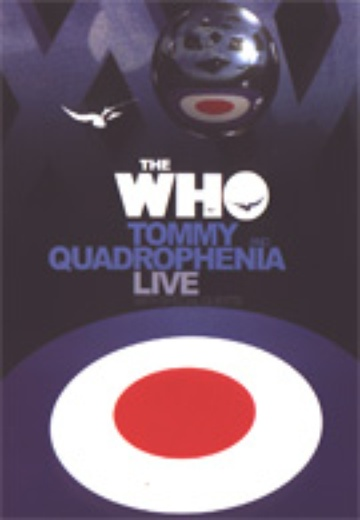 The Who - Tommy and Quadrophenia Live cover