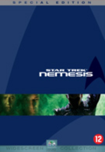 Star Trek: Nemesis (SE) cover