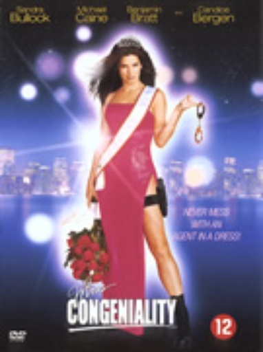 Miss Congeniality cover