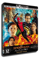 SPIDER MAN: Far From Home is vanaf 13 november te koop op DVD, Blu-ray, 3D-BD en 4K UHD - ook in Ltd steelbook