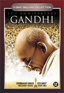 Gandhi (25th Anniversary Deluxe Selection) cover