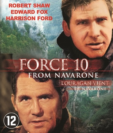 Force 10 From Navarone cover