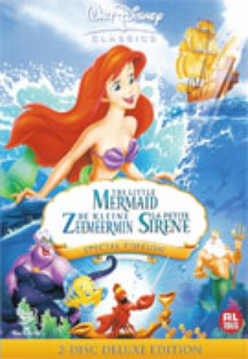 Little Mermaid, The / De Kleine Zeemeermin (SE) cover
