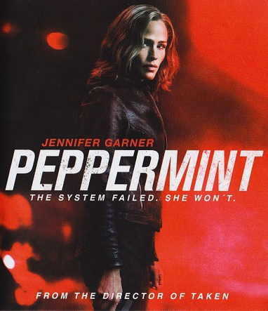 Peppermint cover