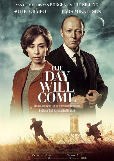 Day Will Come, The cover