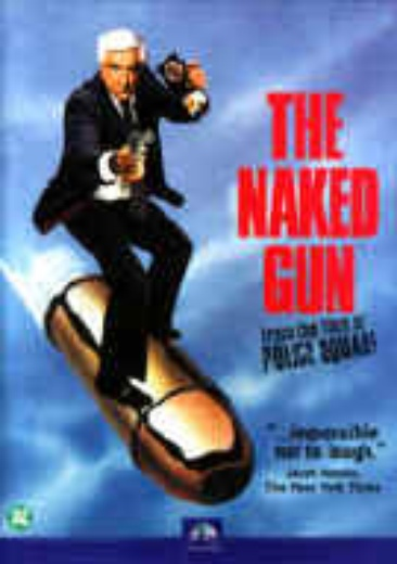 Naked Gun, The cover