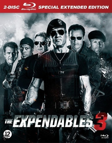 Expendables 3, The (SEE) cover