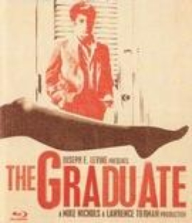 Graduate, The cover