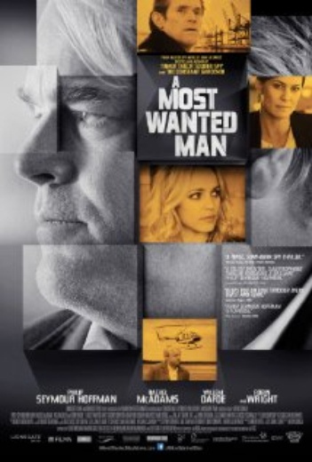 Most Wanted Man, A cover