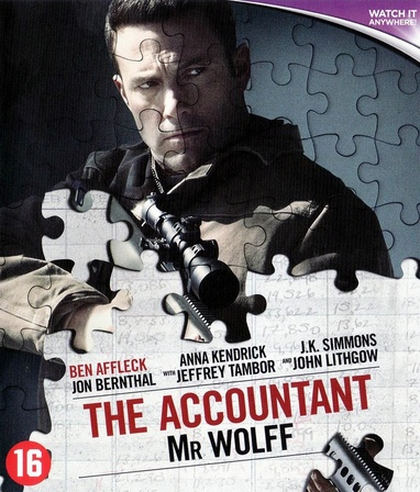 Accountant, The cover