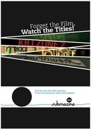 Forget the Films, Watch the Titles! cover